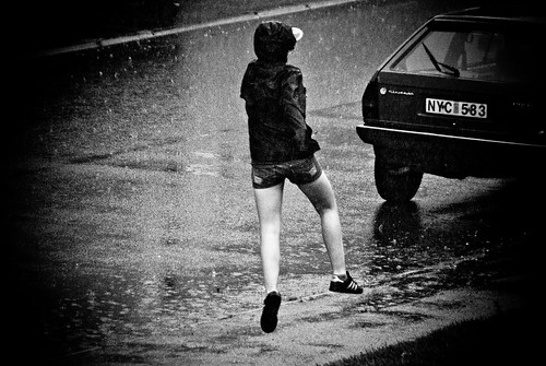 Day 219 - Jumping in the Rain | by dennisdasfoto
