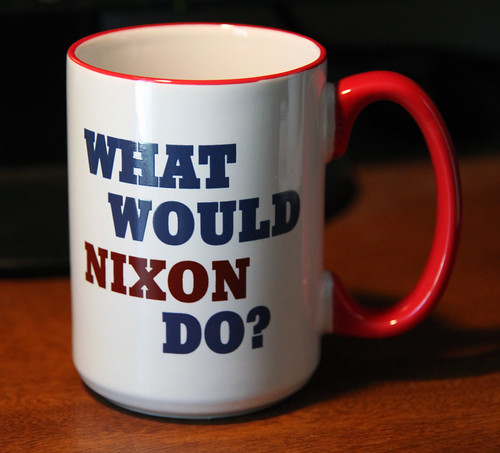 """What Would Nixon Do?"" My New Favorite Coffee"