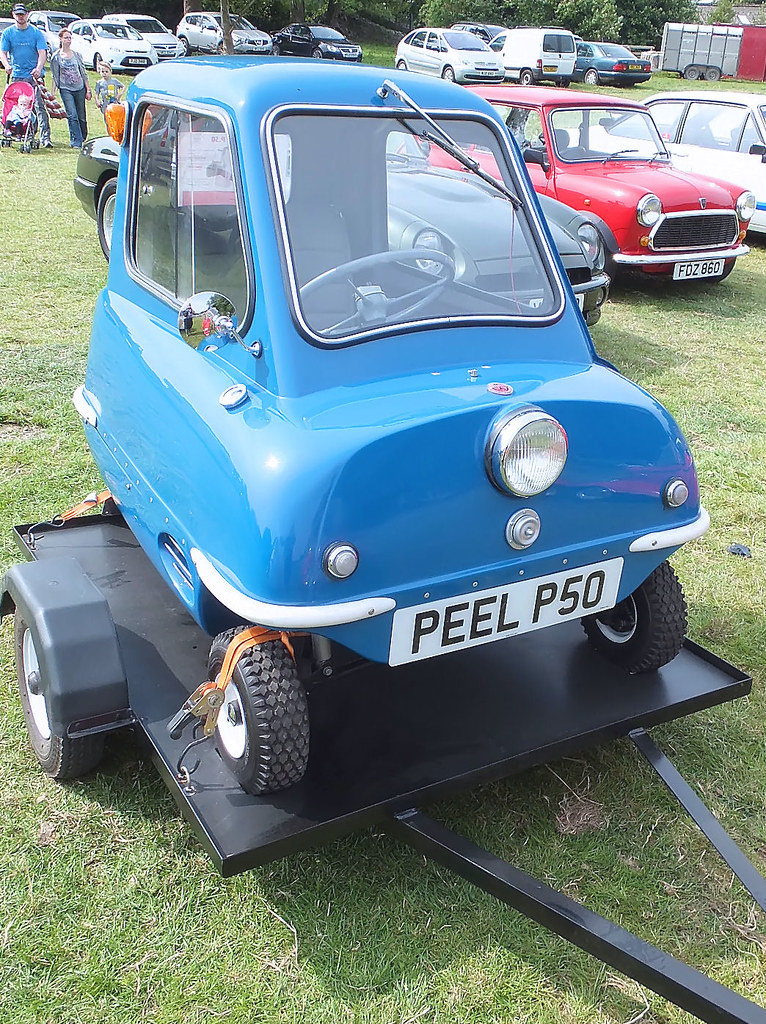 peel p50 at co down traction engine rally john mcdonald flickr. Black Bedroom Furniture Sets. Home Design Ideas