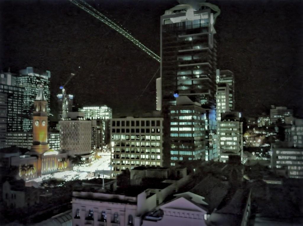 Brisbane Hotel Room Oversupplu