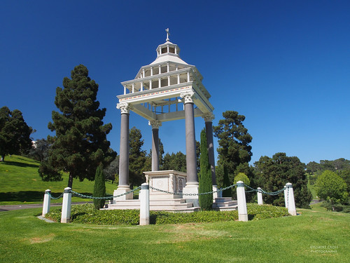 Forest Lawn – Temple of Santa Sabina | by RobertCross1 (off and on)