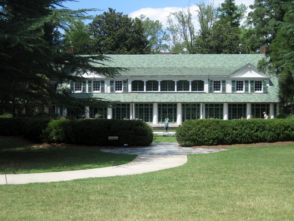 Exterior Image of Reynolda House