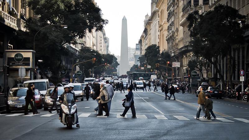 Buenos Aires, la ciudad contada. / The city to be told.