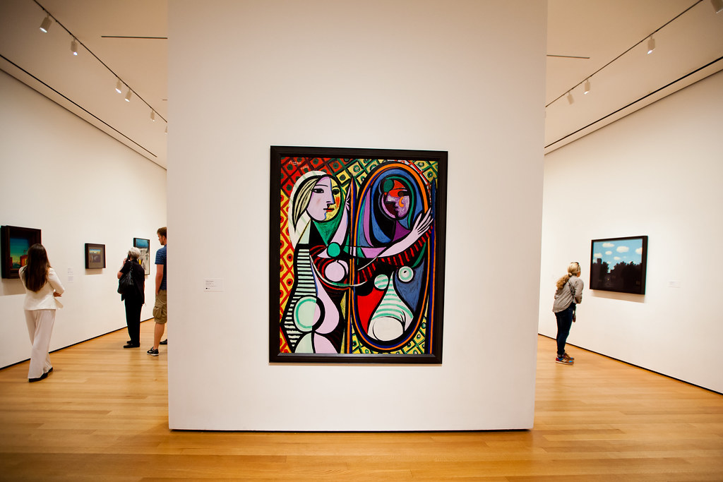 Girl before a Mirror (Pablo Picasso) | MoMA, New York City ...