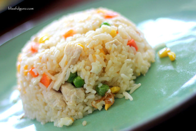 Koh Pangan Thailand Chicken Fried Rice