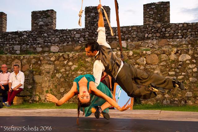 Cirque Tango a Lonato in Festival - Lonato, Italy