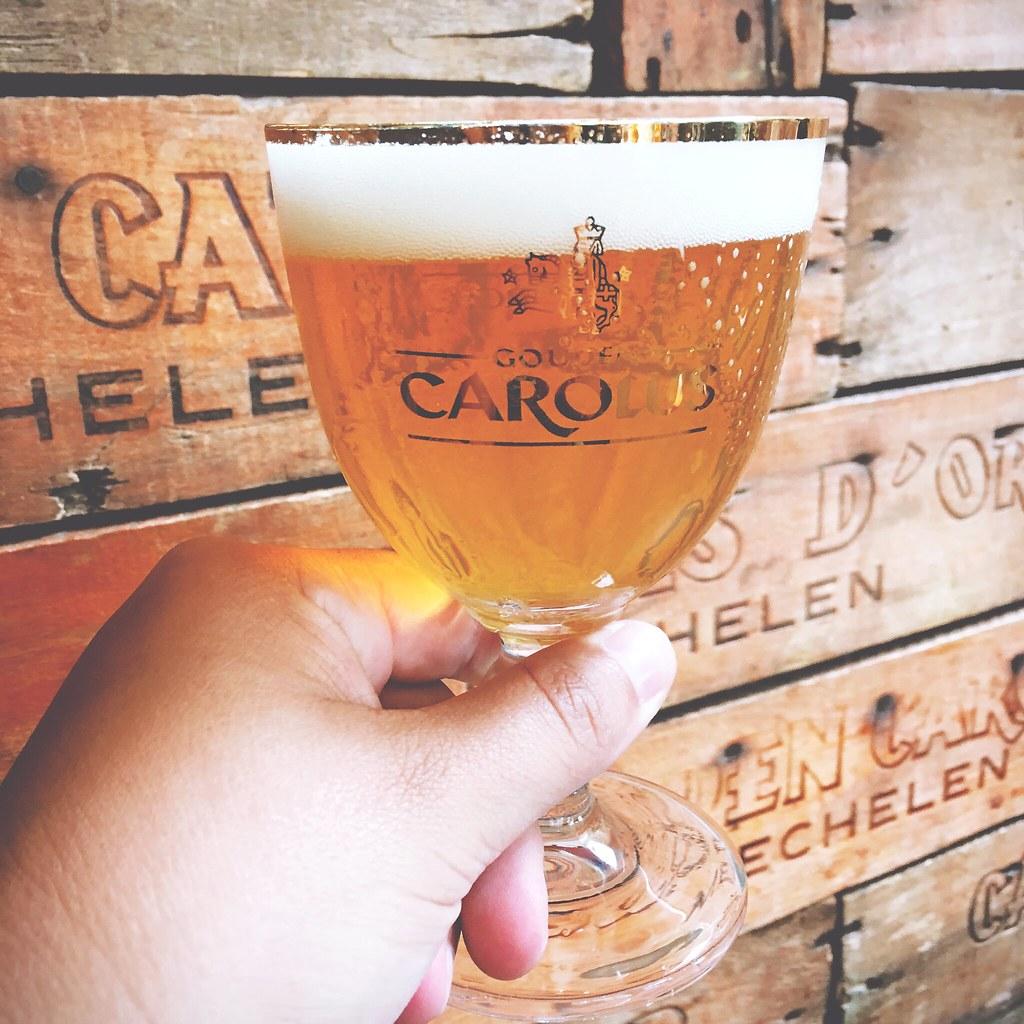 Het Gouden Carolus bier van brouwerij Het Anker uit Mechelen | via It's Travel O'Clock
