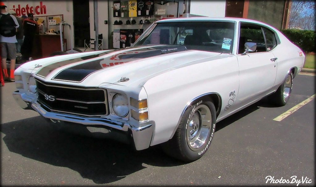 71 Chevy Chevelle SS | Vic Montgomery | Flickr