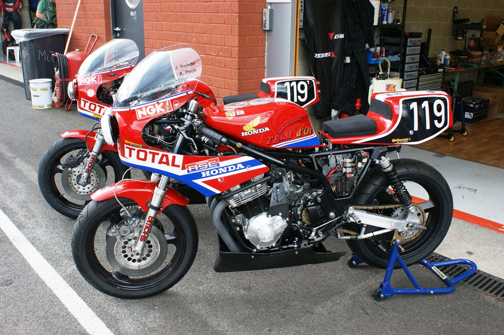 Classic Honda Racing Motorcycles For Sale