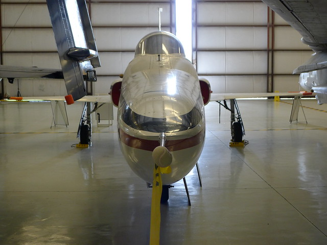 Front: SSBD-F-5E Test Aircraft