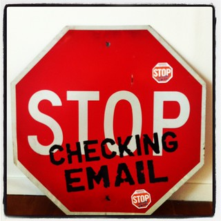 STOP checking email | by SFview
