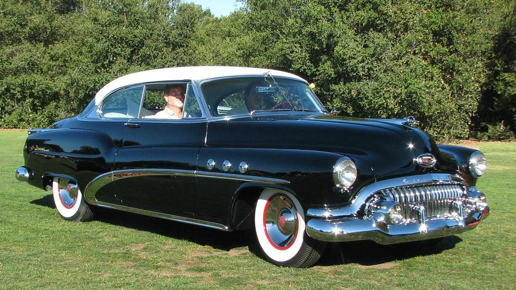 1952 Buick Super 2 Door Hardtop 1 Photographed At The 2012 Flickr