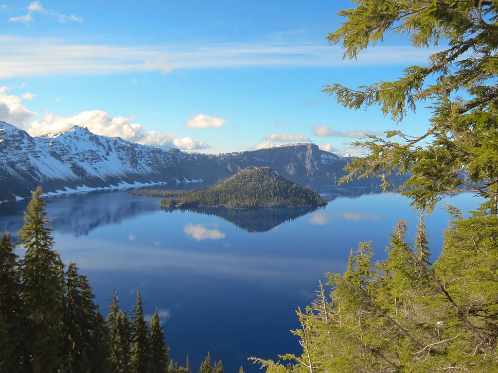 Crater Lake Blue 88
