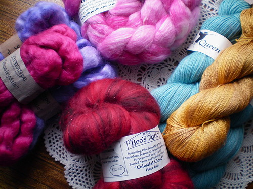 Fibre-East Loots - dyed | by juliezryan