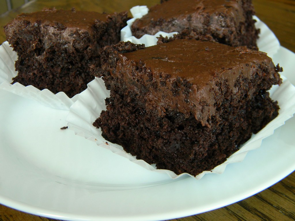 Chocolate Fudge Frosting For Yellow Cake