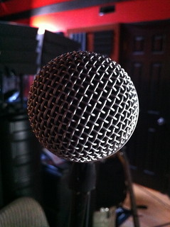 Microphone | by Average Jane