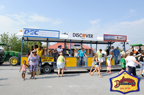 DSF Public Transportation | by DelawareStateFair