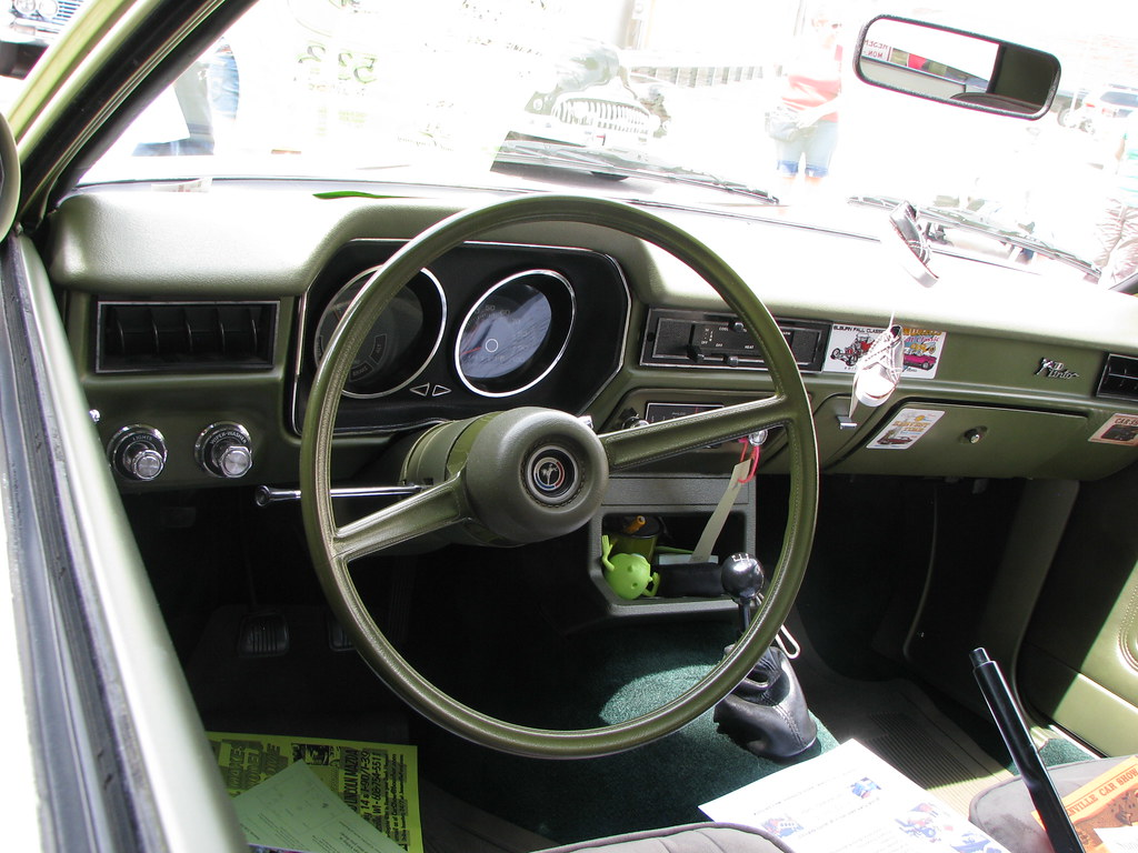 Ford pinto interior the image kid has it for Interior pictures