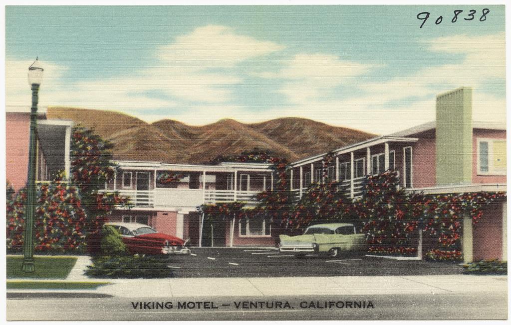 Motel  Ventura Beach Reviews