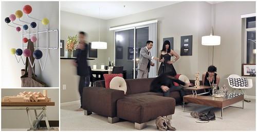 victor on venice apartments los angeles unit type d 1 flickr. Black Bedroom Furniture Sets. Home Design Ideas