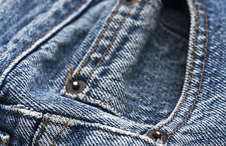 jeans watch pocket | by Muffet