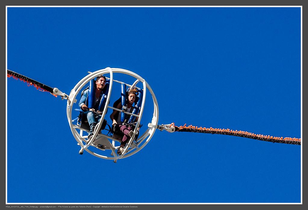 F te foraine au jardin des tuileries paris la boule flickr - Jardin des tuileries fete foraine ...