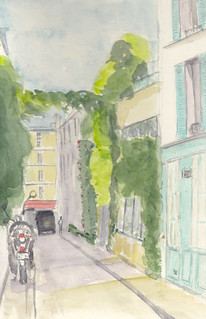Rue des Thermopyles 1 | by martinesan
