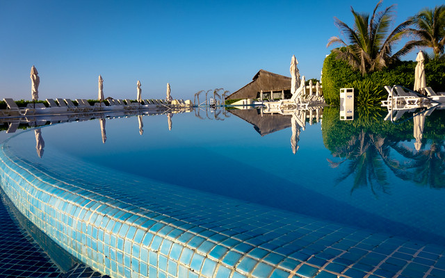 Live Aqua Cancun Resort Rooms