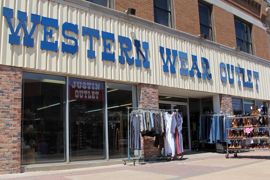 Western clothing stores okc