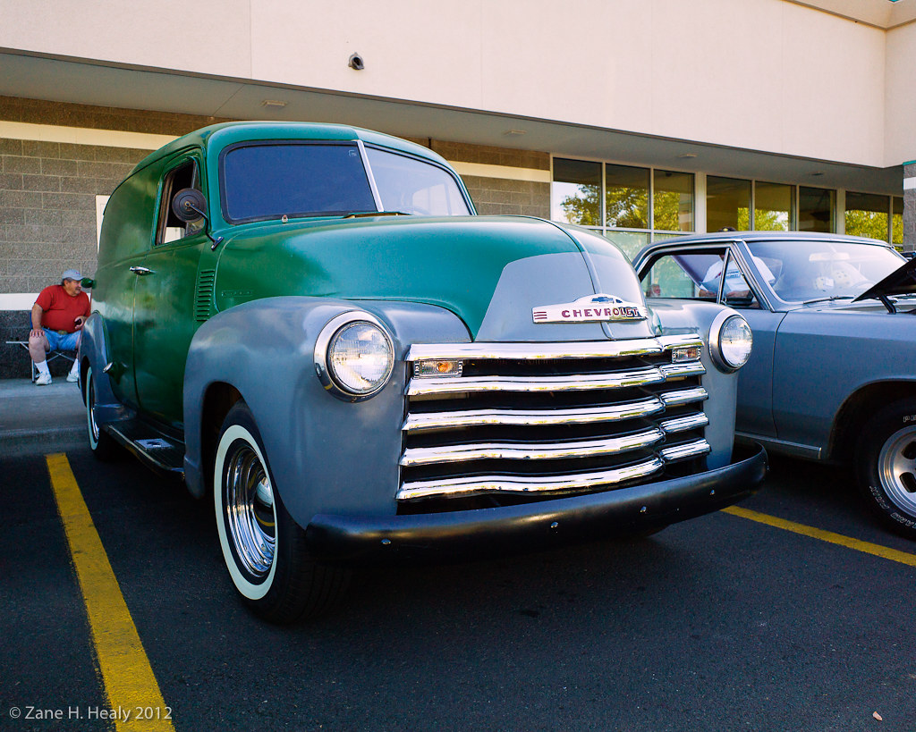 Chevy Van Zane Healy Flickr