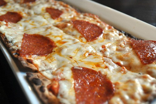 Pepperoni Flatbread Pizza | by Bill.Roehl
