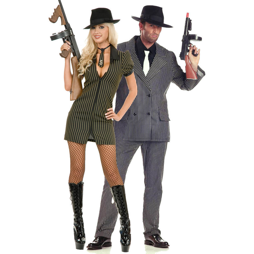 Apologise, but, sexy gangster halloween costume with you