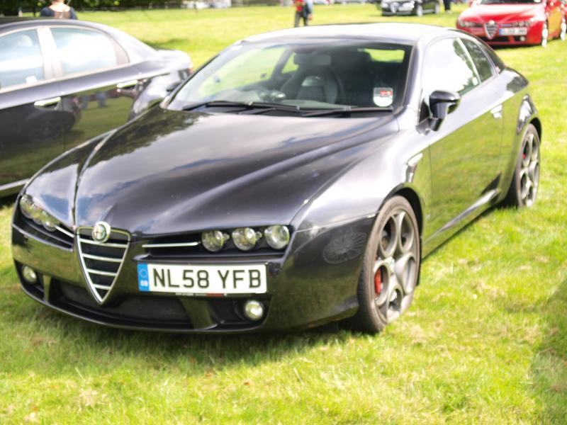 Alfa Romeo Brera S V6 Jts Sports Cars 2009 Alfa Romeo Br Flickr