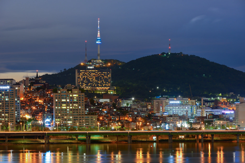 N Seoul Tower Images Gallery