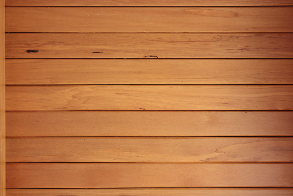 Wood Plank Ceiling Texture Taken From A Holiday House In
