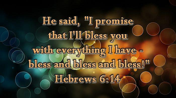 Hebrews 6 14 Amy Taylor Flickr