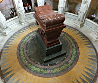 Napoleon's Tomb, Hôtel des Invalides, Paris, France | by Grangeburn