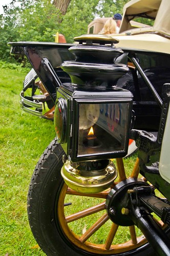 1914 Ford Model T Tail Lamp I Believe This Is The First