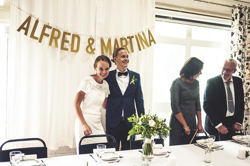 alfred & martina