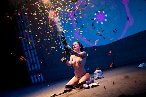 Star Girls Burlesque 4609 | by owl and bear