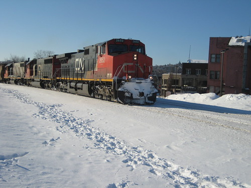 CN 2652, IC 6107 & CN 4724 | by Michael Berry Railfan