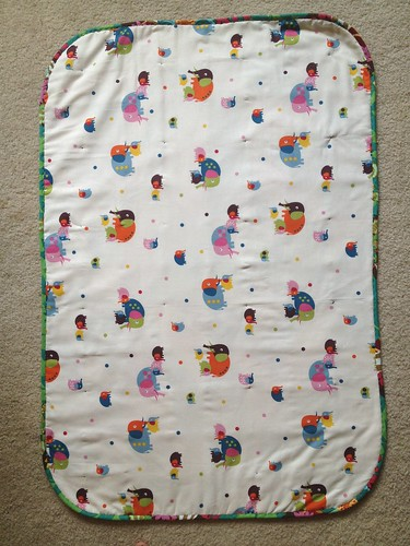 Baby Walker Quilt (6) | by fabricpaperglue