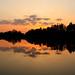sunset   - لحظة غروب