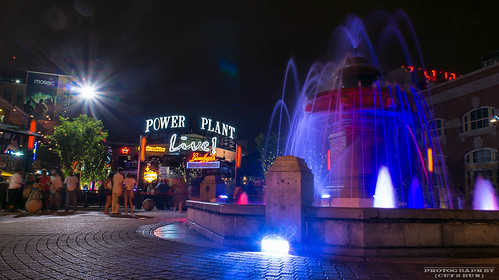 Power Plant Live! | by Cut2Run