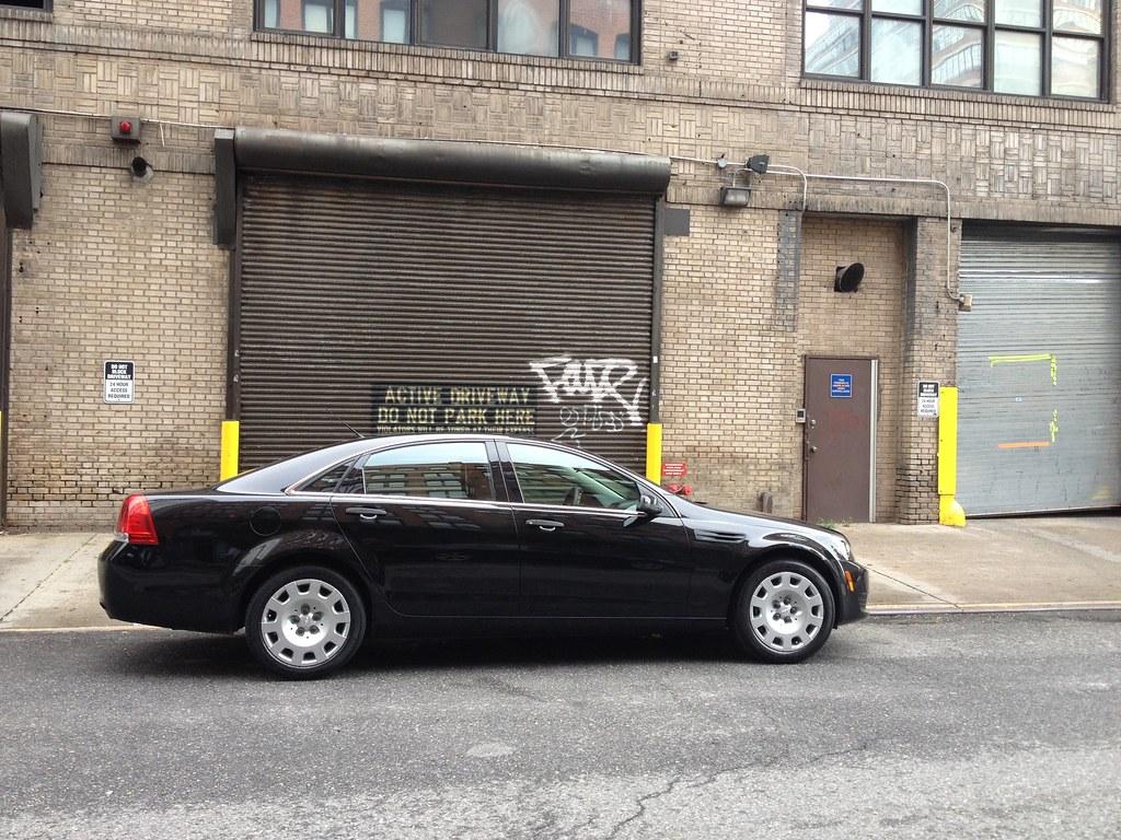 Chevy Caprice 2012