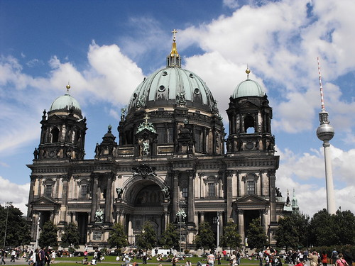 Berliner Dom | by alby83