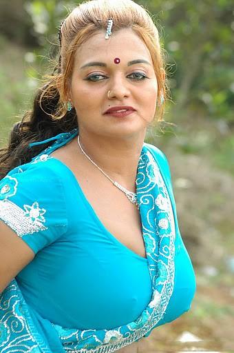 Actress Bhannu Hot Blouse Show Boobs Stills33 Hema99944 Flickr