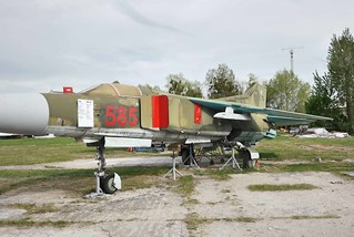 "MiG-23 (""Flogger"") 