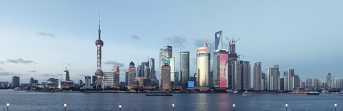 Pudong as panorama | by wecand
