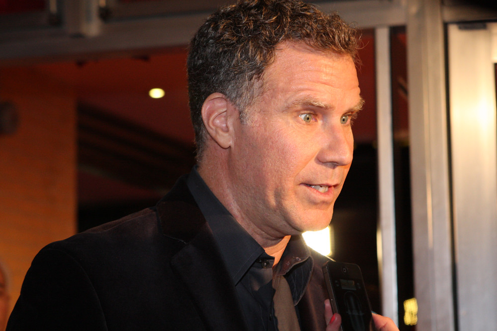 Will ferrell will ferrell in sydney for 39 the campaign 39 red flickr - Will ferrell one man show ...